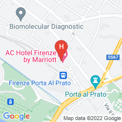 Karte AC FIRENZE