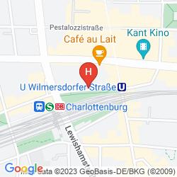 Karte ABENDSTERN
