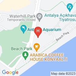 Karte HOTEL SU