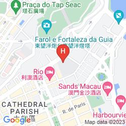 Karte CASA REAL