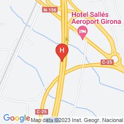 Karte EDEN PARK BY BRAVA HOTELES