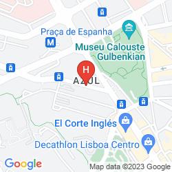 Karte REAL RESIDENCIA SUITE