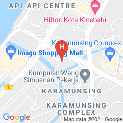Karte PS04 @ KK PRIVILEGE SKY SUITE
