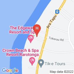 Karte EDGEWATER RESORT