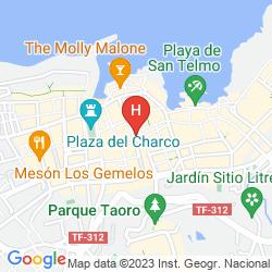 Karte 4DREAM HOTEL CHIMISAY