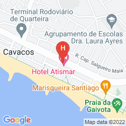 Karte ATISMAR