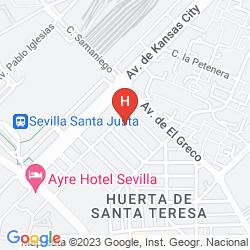 Karte AACR MONTEOLIVOS