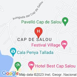 Karte H TOP MOLINOS PARK