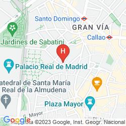 Karte ROOM MATE MARIO