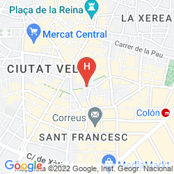 Karte CATALONIA EXCELSIOR