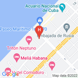 Karte H10 HABANA PANORAMA
