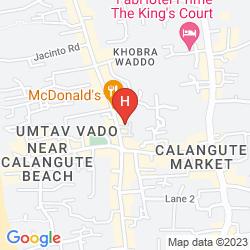 Karte TICLO RESORTS
