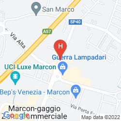 Karte ANTONY PALACE