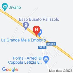Karte CIURI DI BADIA