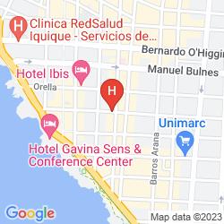 Karte CARRERA
