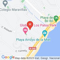 Karte LOS PATOS