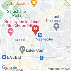 Karte ZURICH
