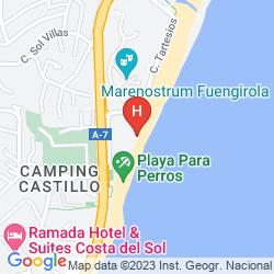 Karte IPV BEATRIZ PALACE & SPA