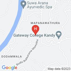 Karte AMAYA HILLS
