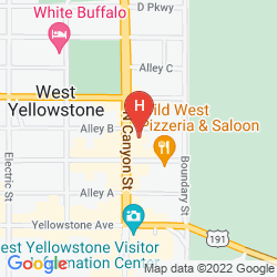 Karte BEST WESTERN DESERT INN