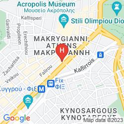 Karte ACROPOLIS MUSEUM BOUTIQUE