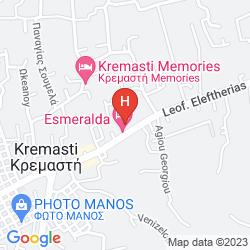 Karte ESMERALDA