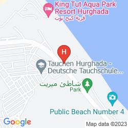 Karte BEIRUT