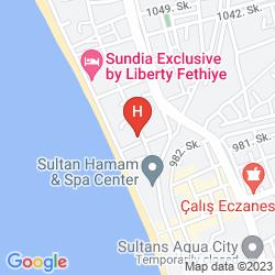 Karte BAHAR