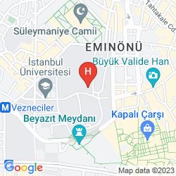 Karte ALMINA