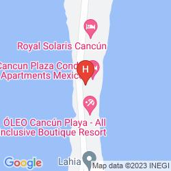 Karte BEL AIR COLLECTION HOTEL & SPA