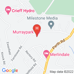 Karte MURRAYPARK HOTEL