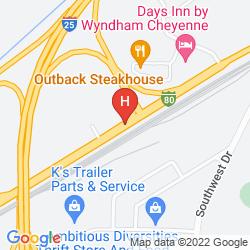 Karte LA QUINTA CHEYENNE