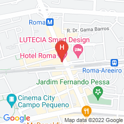Karte ROMA