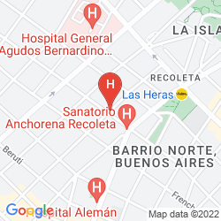 Karte EPICO RECOLETA