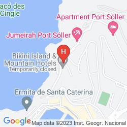 Karte PORTO SOLLER
