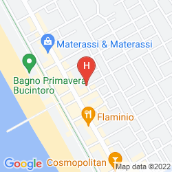 Karte PARK HOTEL VILLA ARISTON