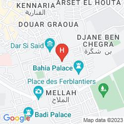 Karte ANGSANA RIAD BAB FIRDAUS