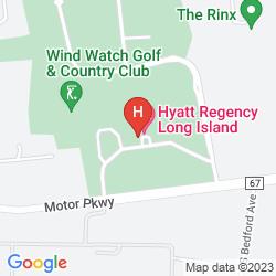 Karte WYNDHAM WIND WATCH & HAMLET