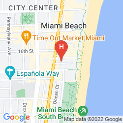 Karte ROYAL PALM SOUTH BEACH MIAMI, A TRIBUTE PORTFOLIO RESORT