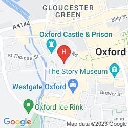 Karte THE OXFORD MALMAISON