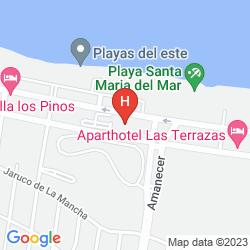 Karte CUBANACAN MARAZUL
