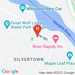 Karte GREAT WOLF LODGE