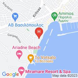 Karte ST. NICOLAS BAY