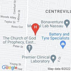 Karte NASSAU PALM RESORT & CONFERENCE CENTER