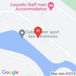 Karte CASSELLS GHANTOOT