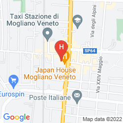 Karte DUCA D' AOSTA