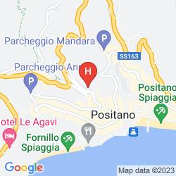 Karte VILLA FRANCA