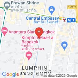 Karte CAPE HOUSE SERVICED APARTEMENT