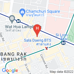 Karte WALL STREET INN
