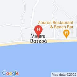 Karte VATERA BEACH